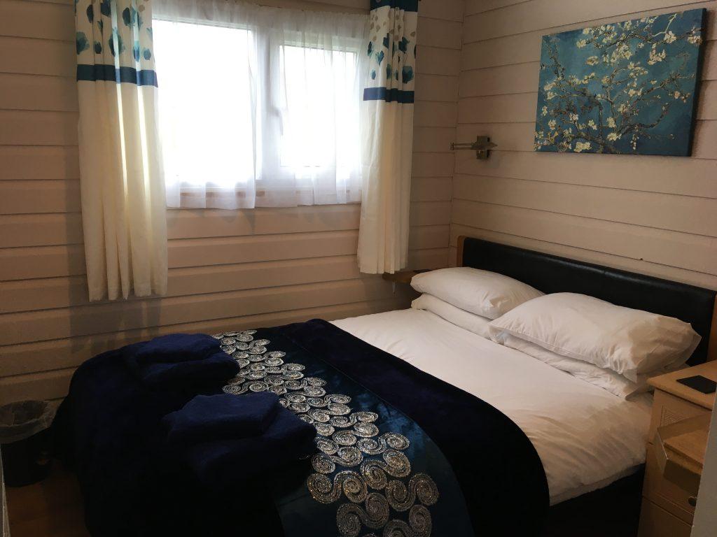 Cedar Lodge Double Bedroom