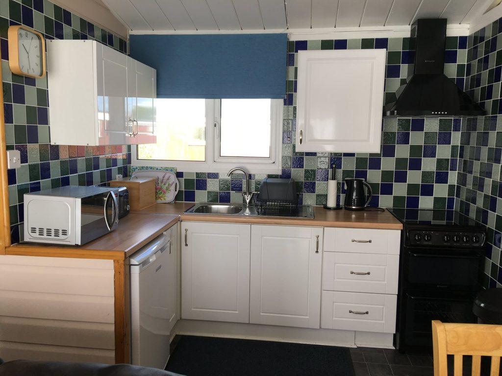 Cedar Lodge Kitchen