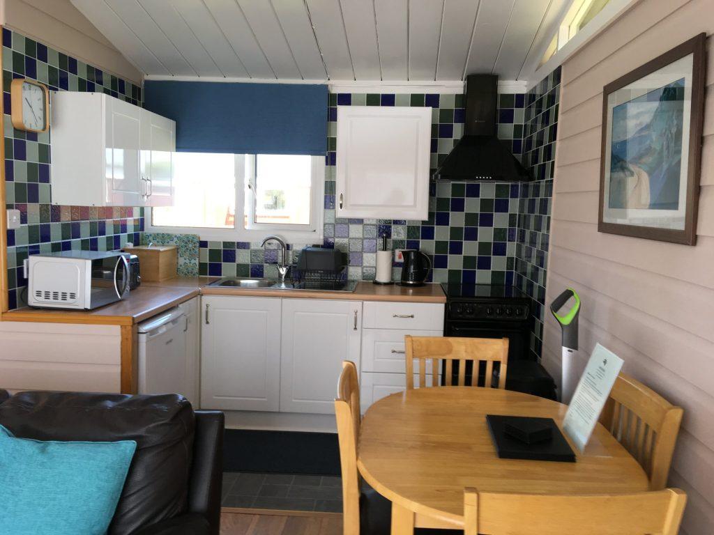 Cedar Lodge Kitchen/Dining Area