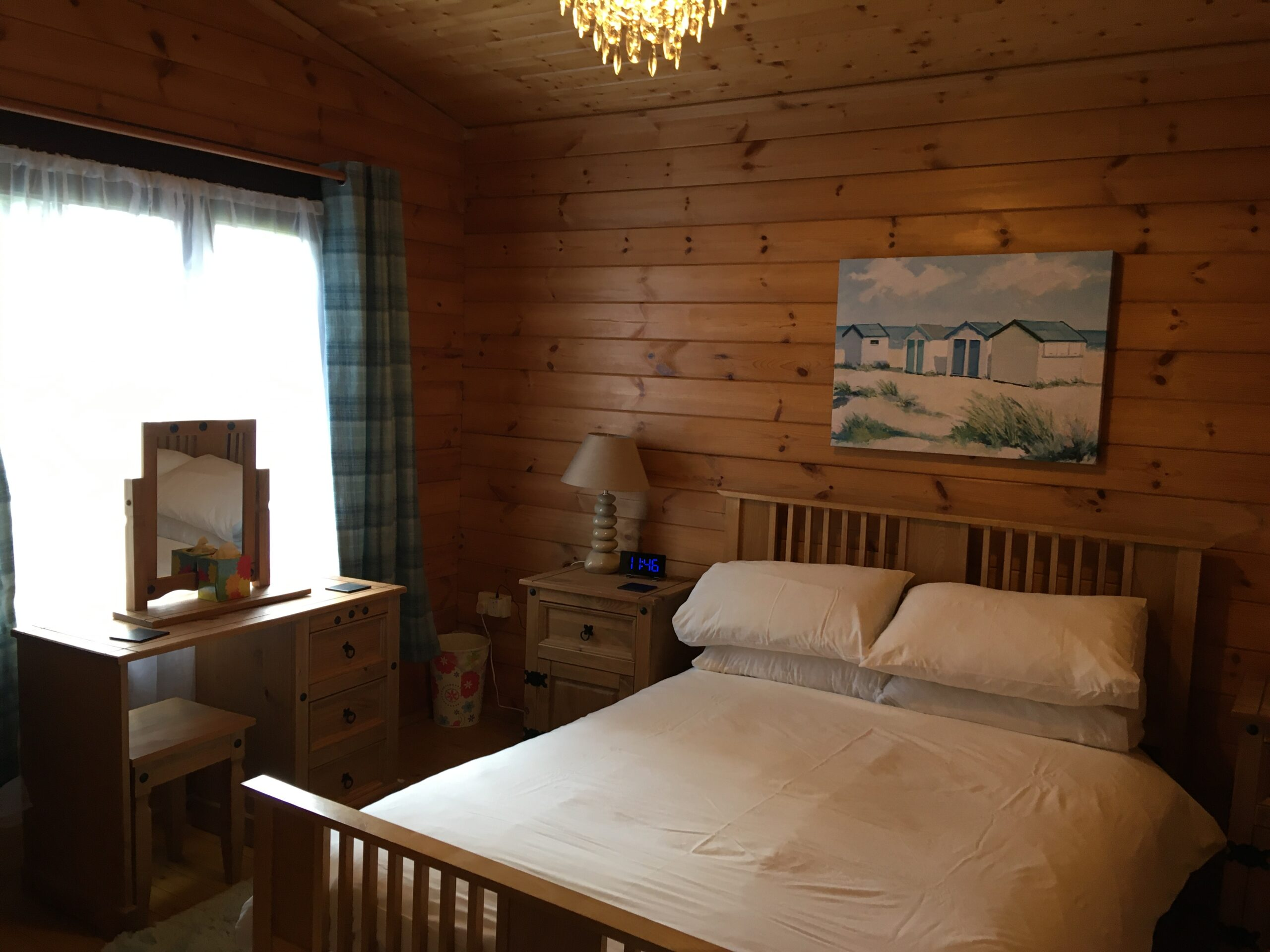 Willow Lodge Double Bedroom