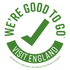 VISIT ENGLAND COVID-19 APPROVED